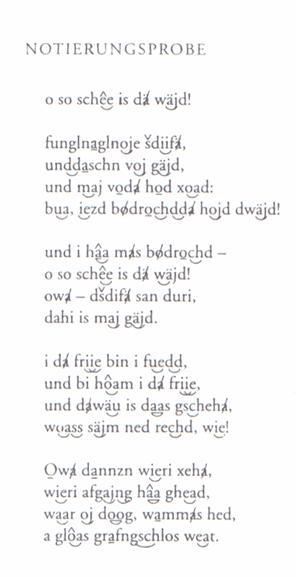 Abraham Werner München Wien A Gesprochene Syntax In